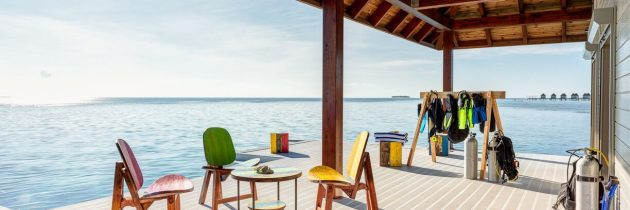 Mövenpick Resort Kuredhivaru Maldives Creates Upscale Family Experiences