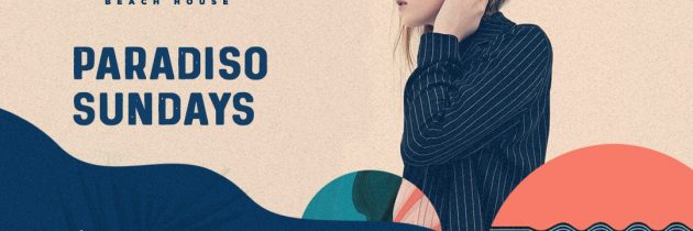Paradiso Sundays with Charlotte de Witte at Manarai Beach House