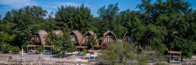 KARMA REEF PRESENTS BAREFOOT LUXURY ON THE IDYLLIC ISLAND PARADISE OF GILI MENO
