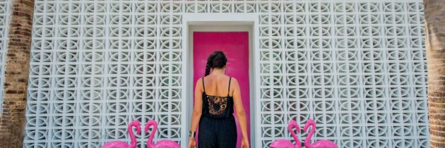 PRETTY IN PINK…. TONIC DAY SPA AND BOTANICALS THE NEW KID ON THE BLOCK IN CANGGU