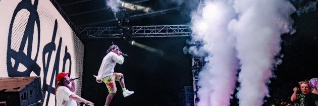 Praise The Lord at The Island of the Gods : A$AP Rocky brings heat for the Grand Opening of Manarai Beach House