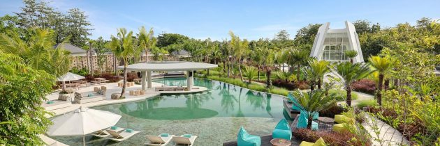 The Newest Luxury Lifestyle, X2 Bali Breakers Resort