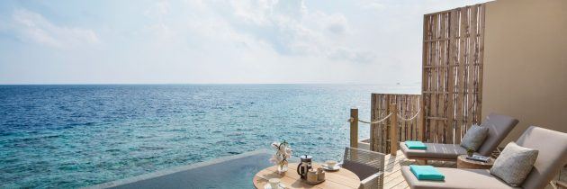 INTRODUCING INTERCONTINENTAL MALDIVES MAAMUNAGAU RESORT, JEWEL OF THE INDIAN OCEAN