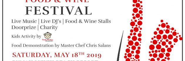 "The First ""Bali Food & Wine Festival""  At Rumah Luwih"