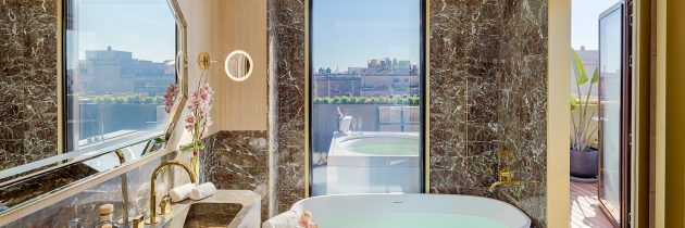 Best Luxury Spa & Boutique Hotels in Barcelona