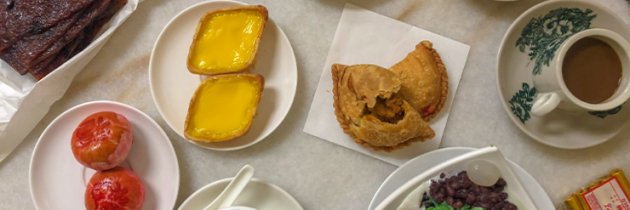 Eat your way through Singapore's heritage with Park Regis' #sginsiders Heritage Food Trail