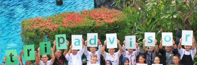 Melia Purosani Hotel Yogyakarta awarded TripAdvisor Hall of Fame