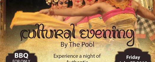 CULTURAL EVENING