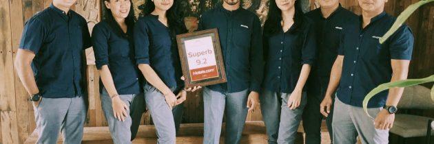 Artotel Haniman Ubud receives Guest Awards from Hotels.com