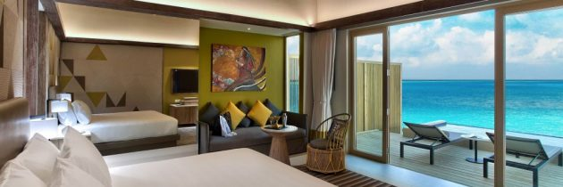 Hard Rock Hotel Opens in the Maldives