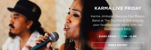 KARMA JIMBARAN ENTERTAINMENT PROGRAM
