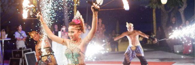 "Artvaganza and SINBAD ""The Voyage to Kuta Island"", NYE at The ANVAYA Beach Resort Bali"