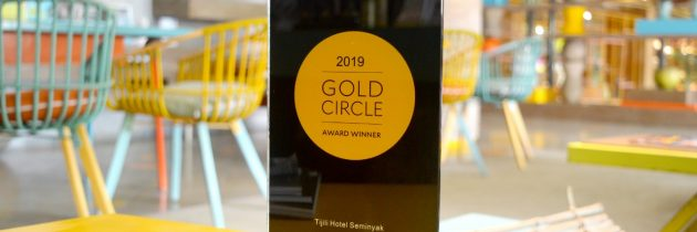 TIJILI HOTEL SEMINYAK wins The Agoda Circle Award