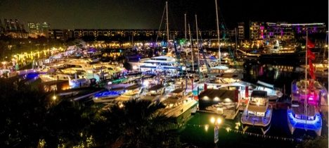 Singapore Yacht Show Celebrates Its Decennial Edition