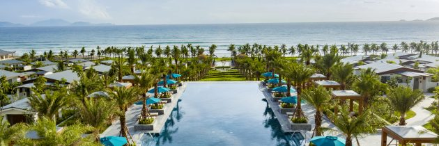 RADISSON BLU RESORT CAM RANH PARTNERS WITH MASTERCARD TO PROMOTE TRAVEL TO VIETNAM'S HOTTEST NEW BEACH DESTINATION
