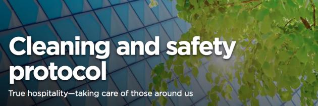 Radisson Hotels Safety Protocols