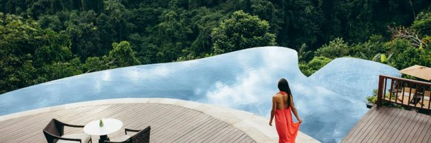 Day Guest Experience at Ubud Hanging Gardens