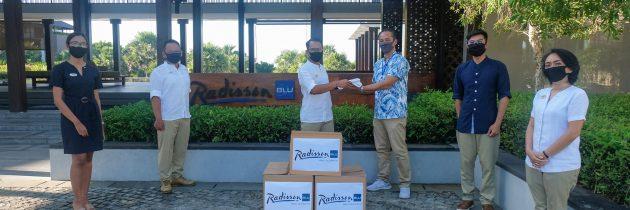 Radisson Blu Bali Uluwatu Supports Community