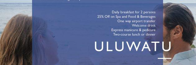 TAKE ME TO ULUWATU