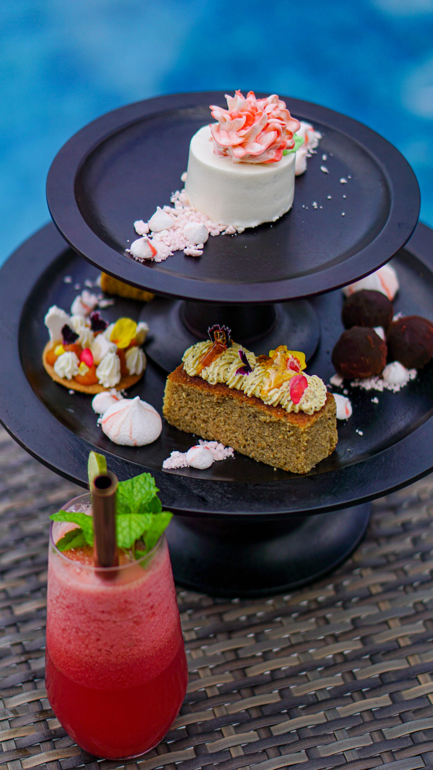 Tea Time with Thyme and Caramel at The Westin Ubud