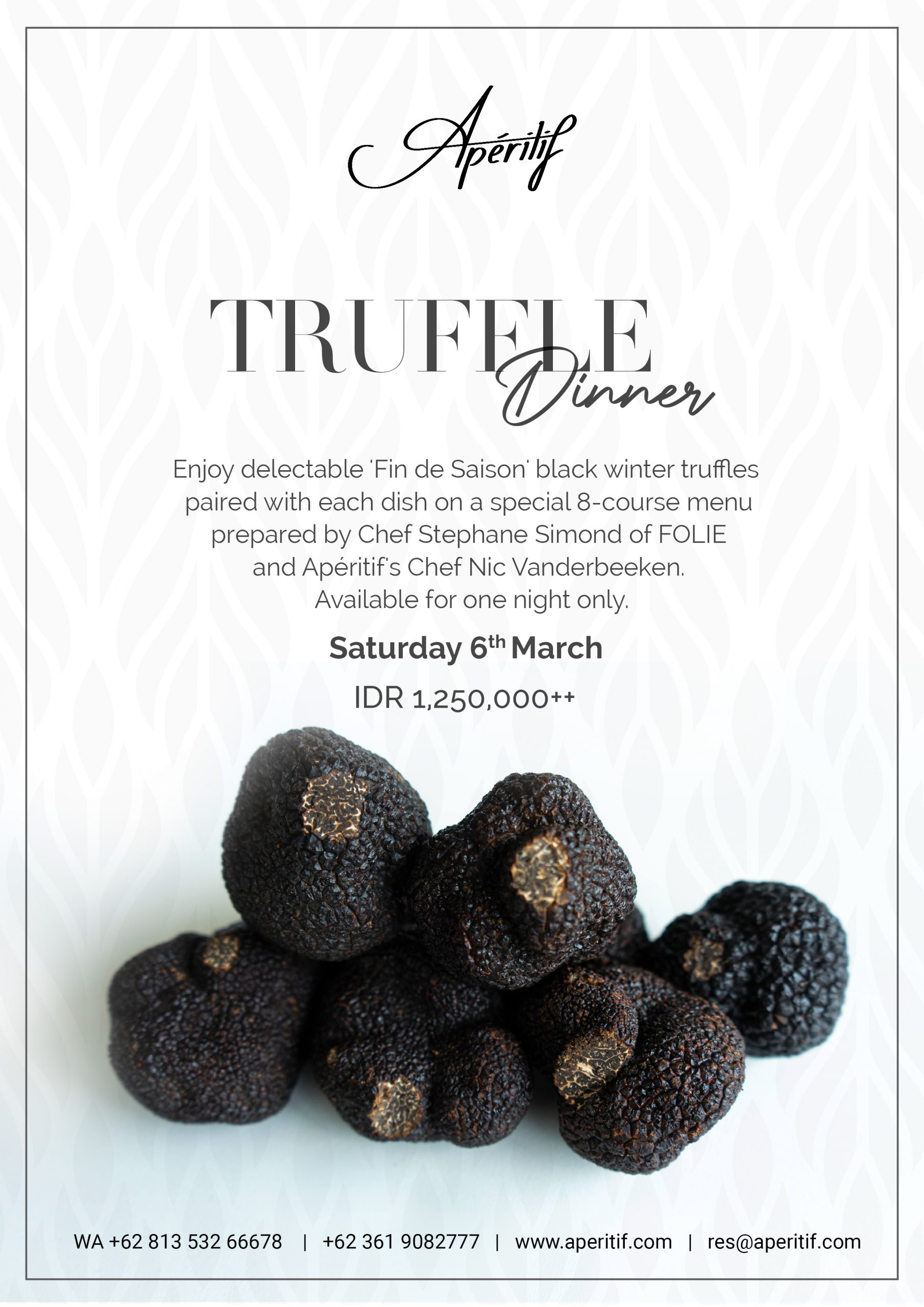 http://highend-traveller.com/relish-imported-fin-de-saison-black-winter-truffles-at-aperitifs-truffle-dinner-on-6-march/