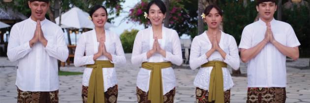Celebrate Balinese New Year at The Westin Resort Nusa Dua, Bali