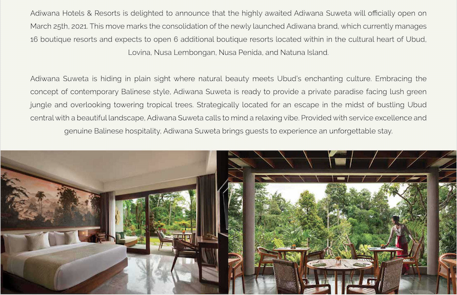 https://highend-traveller.com/adiwana-hotels-resorts-announces-the-opening-of-its-latest-resort-collection-ubud-adiwana-suweta-on-march-25th-2021/