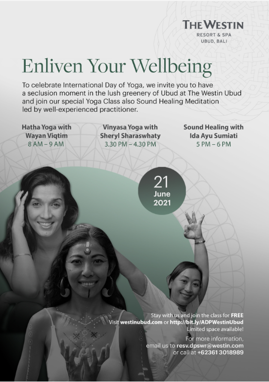 http://highend-traveller.com/enliven-your-wellbeing-the-westin-resort-spa-ubud-bali-encourages-wellness-by-celebrating-international-yoga-day-2021/