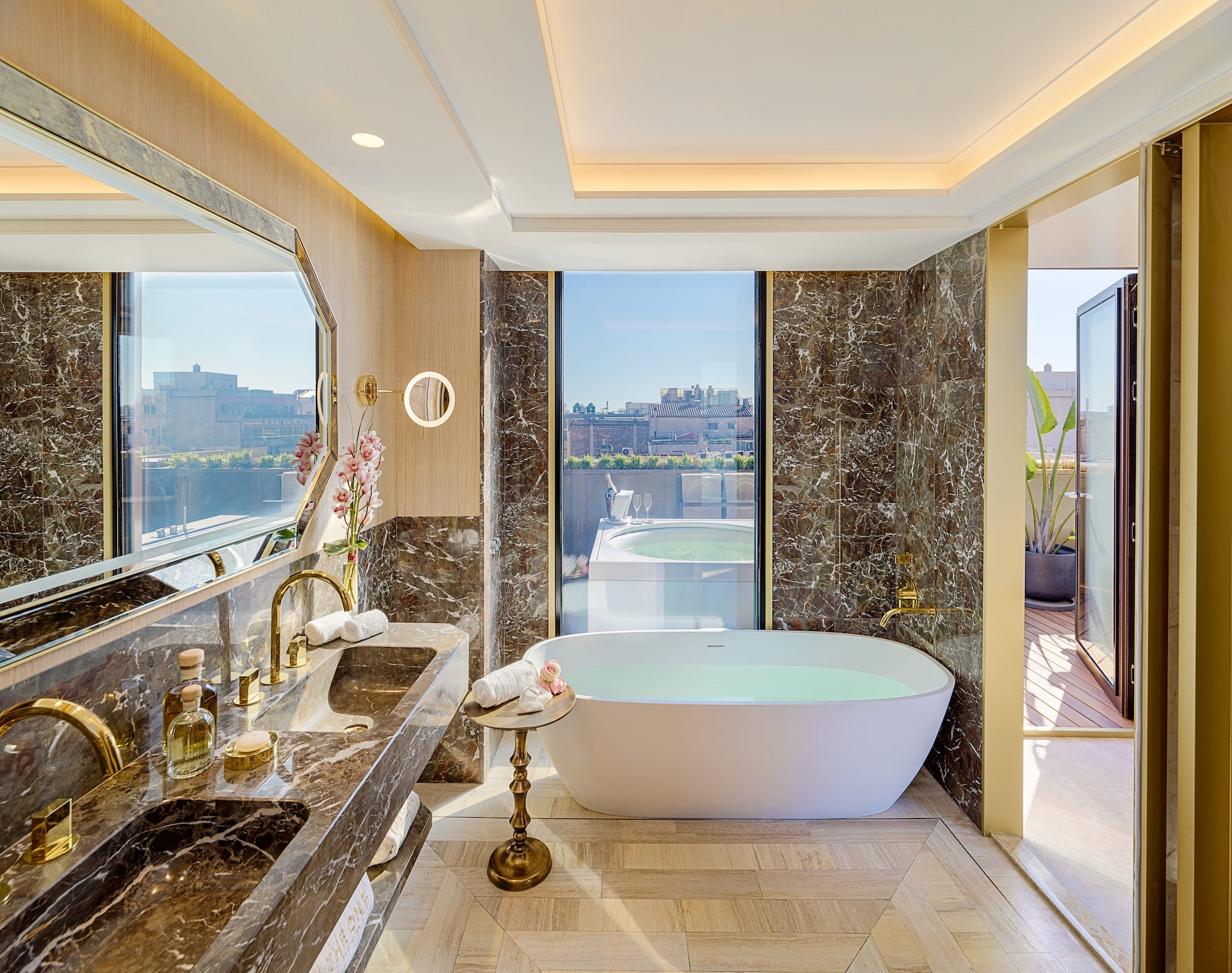 Best Luxury Spa Boutique Hotels In Barcelona Highend Traveller Com