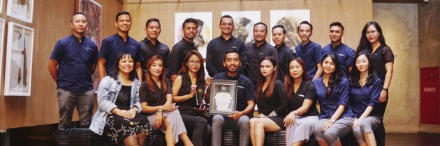 ARTOTEL GROUP BAGS 3 AWARDS FROM BALI TOURISM AWARD 2019