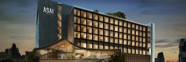 Dusit International to open its first ASAI Hotel  in the heart of Bangkok's thriving Chinatown district