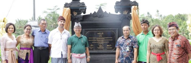 Meliá Bali is Proud to Sponsor the First Organic Rice Field in Bali