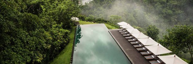 October Highlight at Alila Ubud