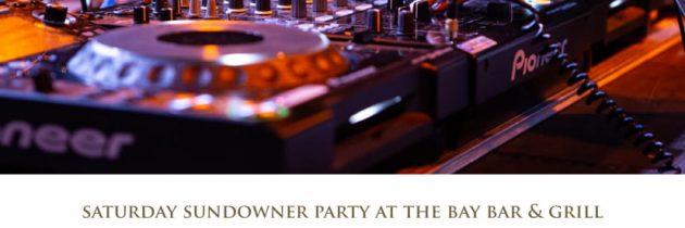 Saturday Sundowner Party