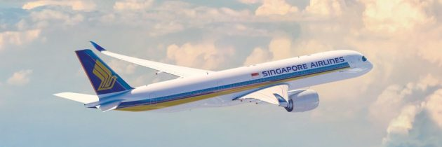 SIA EXPANDS NON-STOP SERVICES TO US WITH FIRST FLIGHT TO SEATTLE
