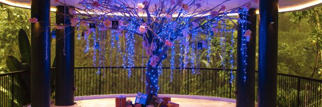 The Tree of Hope to Support Children in Need at Samsara Ubud