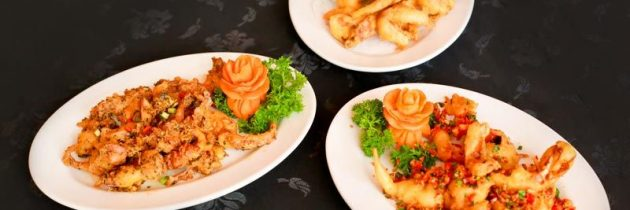 Golden Lotus Chinese Restaurant Presents a Soft-Shell Crab Special Menu