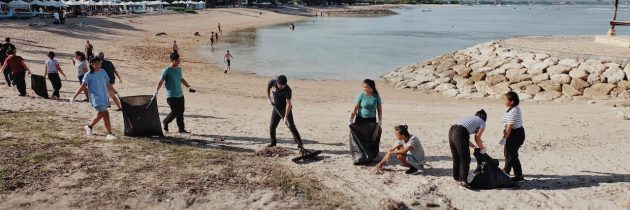 """""""BEACH CLEAN UP"""" FOR NATIONAL ENVIRONMENT DAY 2020 WITH ARTOTEL BEACH CLUB"""