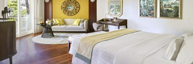 Introducing New Invigorating Premium Singaraja Spa Room  at InterContinental Bali Resort