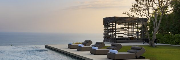 Alila Villas Uluwatu gives travel purpose with a Gift to Empower #travelwithpurpose