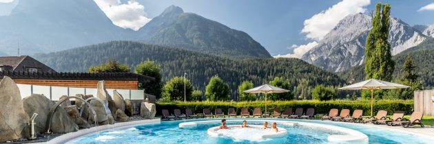 WELLNESS, SPAS & RECREATION AT GRAUBÜNDEN