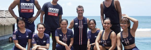 F45 Bali : Hollywood by the ocean at The Lawn Canggu