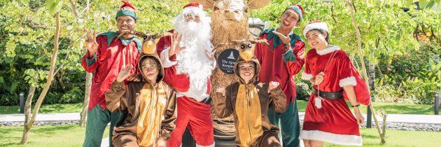 The Apurva Kempinski Bali Gears Up for the Festive Season