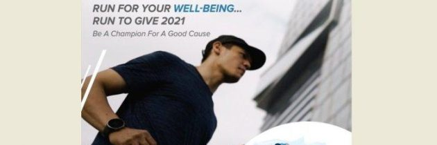 RUN FOR YOUR WELL-BEING MARRIOTT INTERNATIONAL ANNOUNCES VIRTUAL RUN TO GIVE 2021