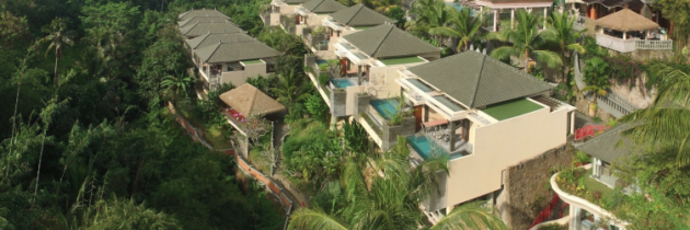 SereS Springs Resort and Spa Singakerta, Ubud Has Received a Five-Star Hotel Certification