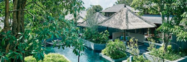 "HOSHINOYA Bali selected for Condé Nast Traveler's 2021 Readers' Choice Awards ""#2 Resort in Indonesia"""